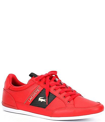 Lacoste Men's Chaymon 0120 1 Leather Sneakers