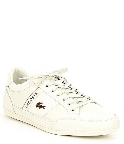 Lacoste Men's Chaymon Leather Sneaker