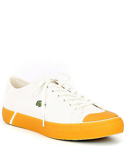 Lacoste Men's Gripshot Canvas Sneakers