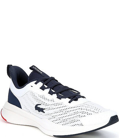 Lacoste Men's Run Spin Lace-Up Sneakers
