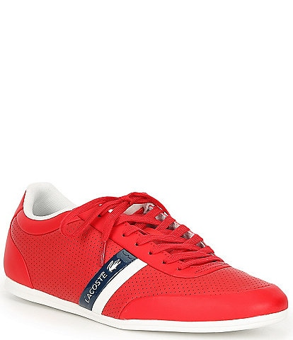 Lacoste Men's Storda 0120 1 Leather Sneakers
