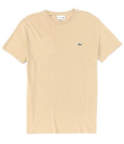 Lacoste Pima Cotton Jersey Short-Sleeve Tee