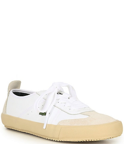 Lacoste Women's Contest 0120 4 Retro Lace-Up Sneakers