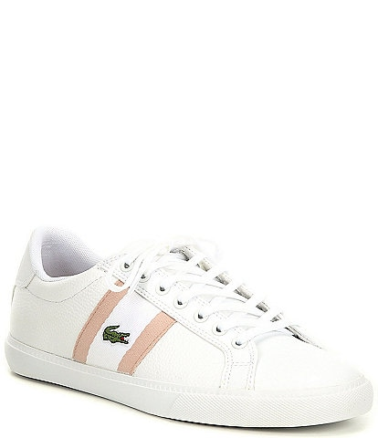 Lacoste Women's Grad Vulc 120 1 P Lace-Up Sneakers