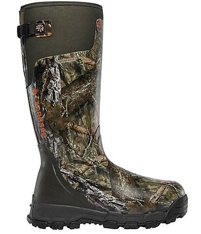 Lacrosse Men's Alphaburly Pro 18#double; Mossy Oak® Break-up Country® Waterproof Boots