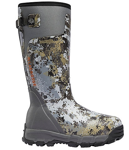 Lacrosse Women's Alphaburly Pro Optifade Elevated II 1000G Insulated Winter Hunting Boots