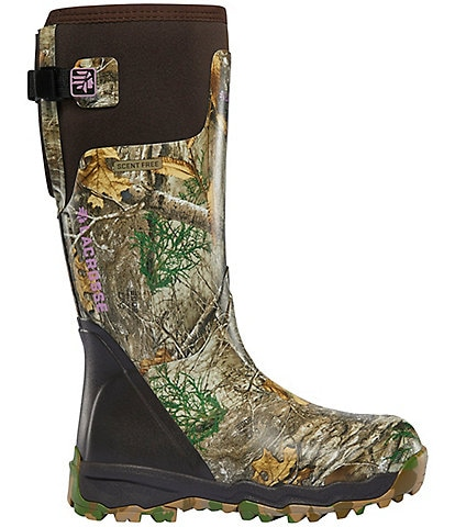 Lacrosse Women's Alphaburly Pro Realtree Edge™ Waterproof Hunting Boots