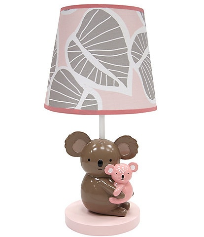 Lambs & Ivy Calypso Jungle Lamp with Shade & Bulb