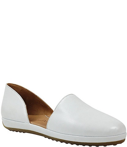 L'Amour Des Pieds Yemina Two Piece Slip Ons