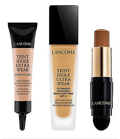 Lancome Teint Idole Foundation Collection