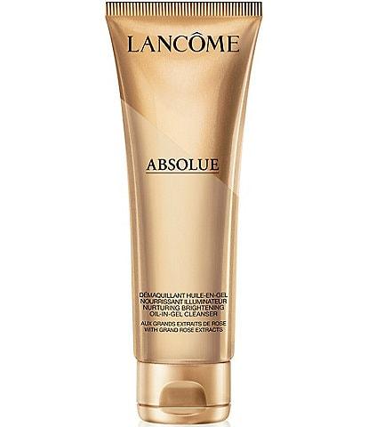 Lancome Absolue Nurturing & Brightening Oil Gel Cleanser
