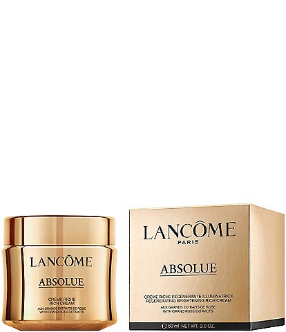Lancome Absolue Revitalizing & Brightening Rich Cream with Grand Rose Extracts