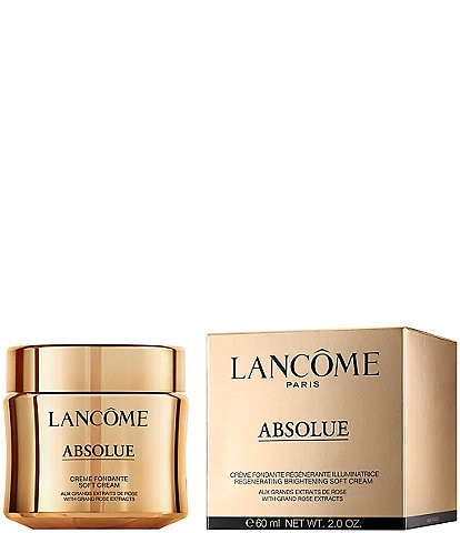 Lancome Absolue Revitalizing & Brightening Soft Cream with Grand Rose Extracts