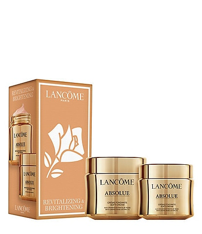 Lancome Absolue Revitalizing and Brightening Soft Cream Gift Set