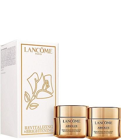 Lancome Absolue Revitalizing Eye Cream Duo