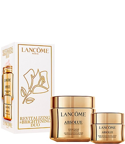Lancome Absolue Rich Cream Duo Set