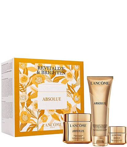 Lancome Absolue Soft Cream Regimen Set