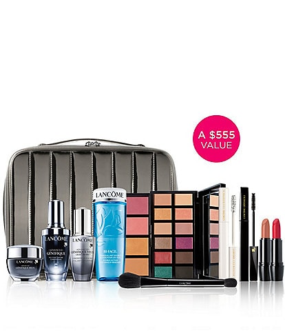 Lancome Holiday Beauty Box 10 FULL SIZE Favorites only $72.50 with any $42.00 Lancome purchase!*