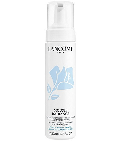 Lancome Mousse Radiance Clarifying Self-Foaming Cleanser