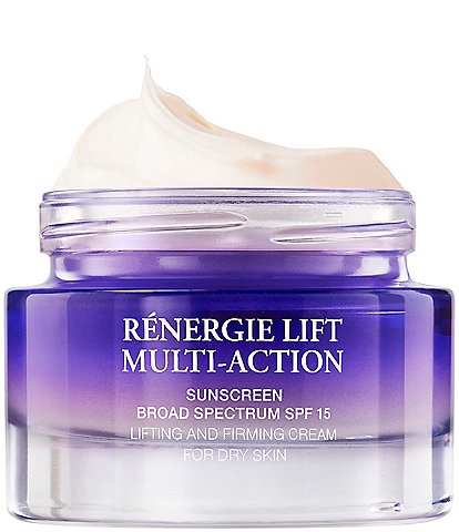 Lancome Renergie Lift Multi-Action Rich Cream with SPF 15 For Dry Skin