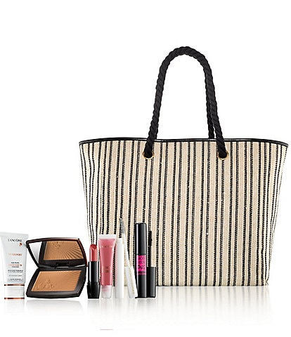 Lancome The Parisian Glow 6-Piece Collection. 45 with any Lancme Purchase