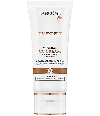 Lancome UV Expert Broad Spectrum SPF 50 Mineral Color-Correcting Moisturizing Cream