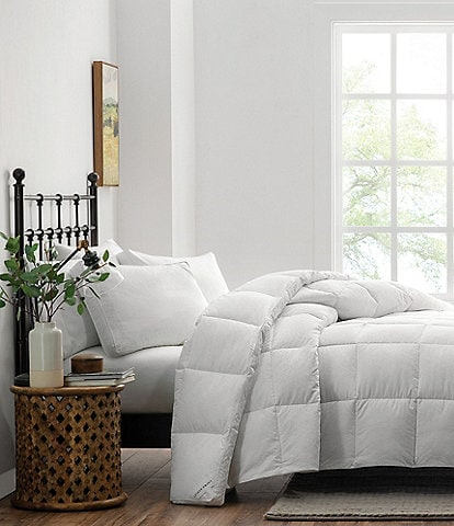 Laura Ashley 400T Cotton Jacquard Comforter