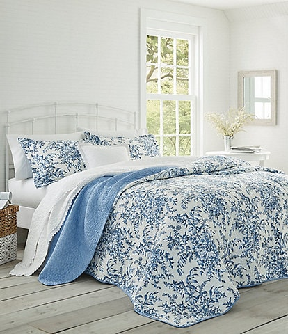 Laura Ashley Bedford Quilt Mini Set