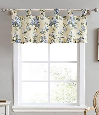 Laura Ashley Cassidy Tab Window Valance