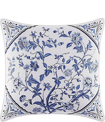 Laura Ashley Charlotte Square Throw Pillow