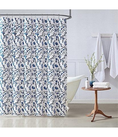 Laura Ashley Elise Shower Curtain