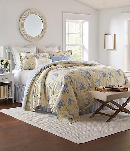 Laura Ashley Maybelle Floral Comforter Set