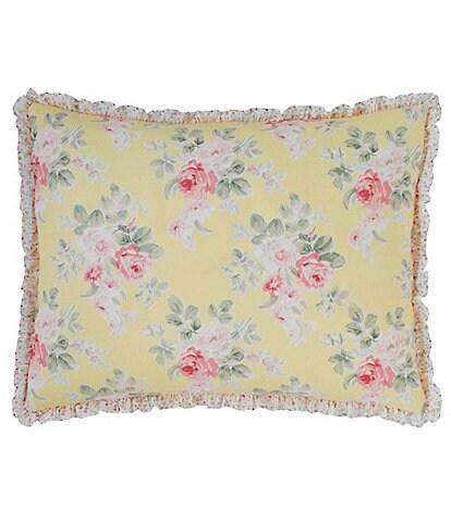 Laura Ashley Melany Floral Standard Sham