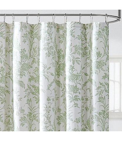 Laura Ashley Natalie Shower Curtain