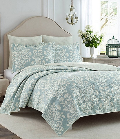Laura Ashley Rowland Quilt Mini Set