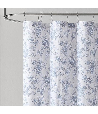 Laura Ashley Walled Garden Shower Curtain