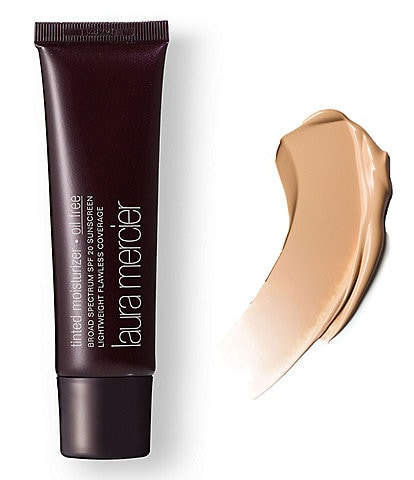 laura mercier Oil-Free Tinted Moisturizer Broad Spectrum SPF 20