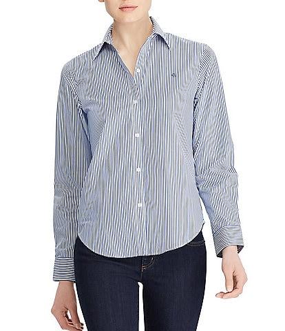 Lauren Ralph Lauren #double;Aaron#double; Wrinkle-Free Shirt