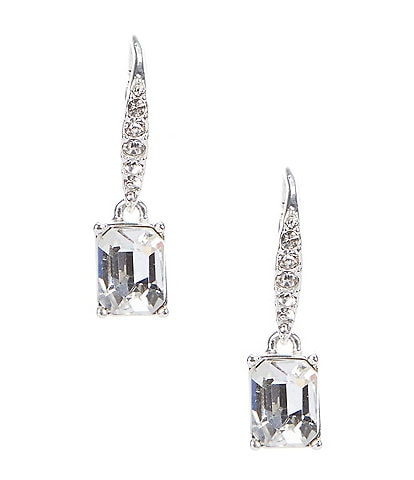 Lauren Ralph Lauren Baguette Drop Earrings
