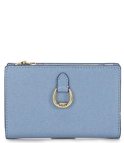 Lauren Ralph Bennington Compact Leather Wallet