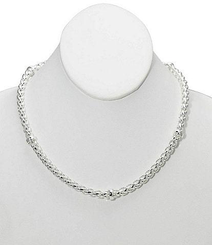Lauren Ralph Lauren Chain Collar Necklace