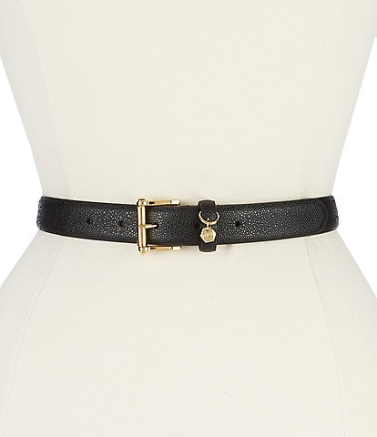 Lauren Ralph Lauren Embossed Belt