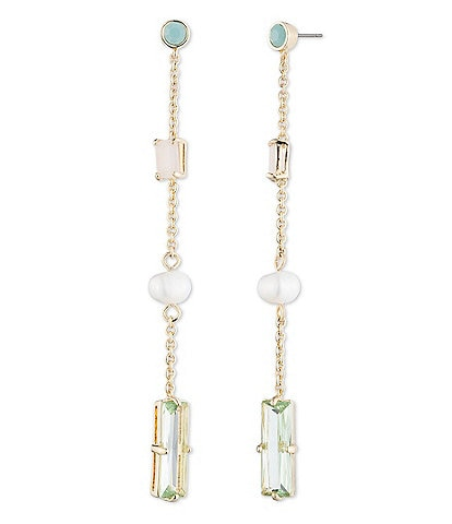 Lauren Ralph Lauren Long Linear Earrings