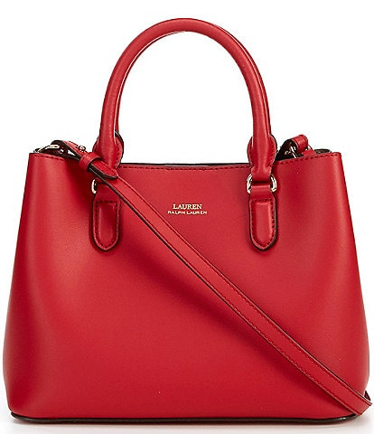 Lauren Ralph Lauren Mini Marcy Satchel Bag