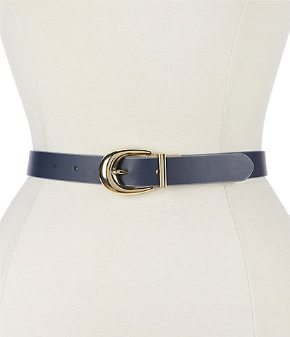 Lauren Ralph Lauren Newbury Reversible Leather Belt