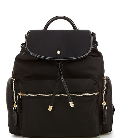 Lauren Ralph Lauren Nylon Medium Keely Backpack