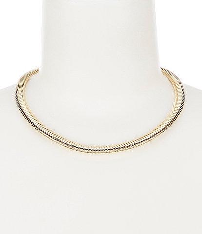 Lauren Ralph Lauren Omega Collar Necklace