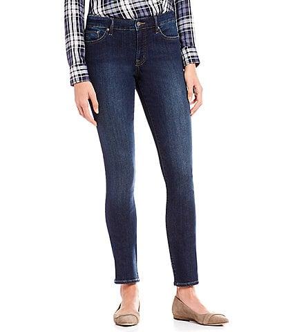 Lauren Ralph Lauren Petite Size Size Modern Straight Leg Curvy Jeans