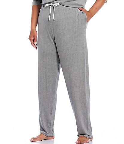 Lauren Ralph Lauren Plus French Terry Lounge Pants