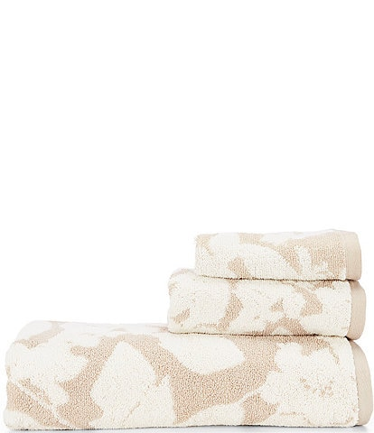 Lauren Ralph Lauren Sanders Floral Antimicrobial Bath Towels